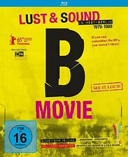 B-MOVIE: LUST & SOUND IN WEST-BERLIN  BLU-RAY NEU MARK REEDER/FARIN URLAUB/+