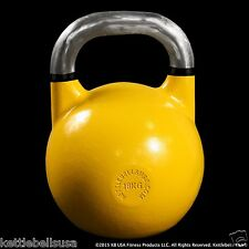 18 kg-40 lb Paradigm Pro Classic Competition Sport Kettlebell *FREE SHIPPING*