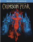 Crimson Peak (Blu-ray, DVD, Digital) BRAND NEW just released
