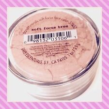 XL Huge Bare Minerals All over Face Color soft focus TRUE $38 NEW