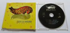 Rollergirl - Luv You More (Remixe) - Maxi CD