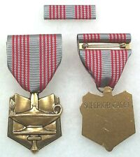 US Army ROTC Superior Cadet Medal, NDCC (National Defense Cadet Corps), set of 2