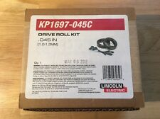 LINCOLN KP1697-045C .045 DRIVE ROLL FLUX CORE WIRE Welding Supplies NEW IN BOX