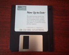 Floppy Disk Now Software Up-to-Date calendar schedule - for vintage Macintosh
