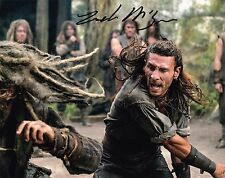Zach McGowan Autographed 8x10 Photo Black Sails (4)