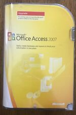 Microsoft Office Access 2007 - Upgrade