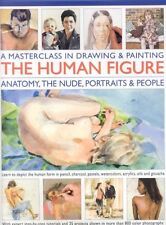 NEW BOOK A Masterclass in Drawing and Painitng the Human Figure - V Milne