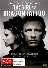 The Girl With The Dragon Tattoo DVD NEW RELEASE TOP 500 MOVIES Daniel Craig R4