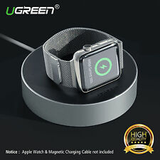Ugreen Charger Stand Holder Cable Winder Charging Dock For Apple Watch iWatch