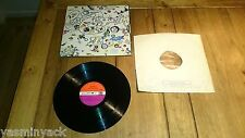 Led Zeppelin III 3 Vinyl LP album wheel 2nd press red plum A6/B5 1970 2401002 UK
