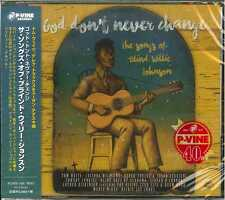 V.A.-GOD DON'T NEVER CHANGE: THE SONGS OF BLIND WILLIE JOHNSON-JAPAN CD F56