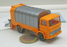 "Wiking 643-13: MB LP 1317 ""Garbage truck"" without Mirror"