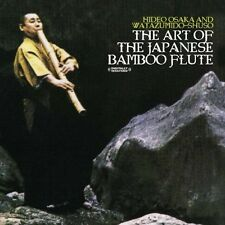 Hideo Osaka - Art of the Japanese Bamboo Flute [New CD] Manufactured On Demand