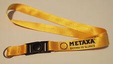 METAXA Schlüsselband Lanyard NEU (T276)