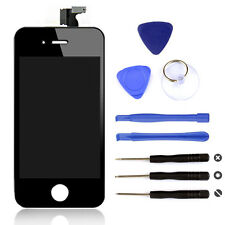 Ersatz Bildschirm Für Apple iPhone 4S LCD Display Digitizer Touch Screen schwarz