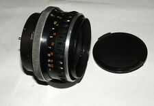 Carl Zeiss Biometar 2.8/80 lens for Pentacon six medium format Kiev Exakta 66