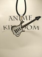 USA Seller Cosplay K-ON! Guitar Pendant Necklace