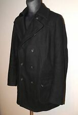 Hugo Boss Red Label Wool Pea Coat Jacket XL