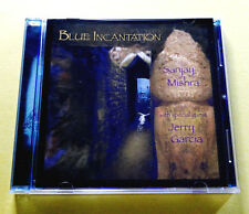 Jerry Garcia Blue Incantation Sanjay Mishra w/ Special Guest JG CD Grateful Dead