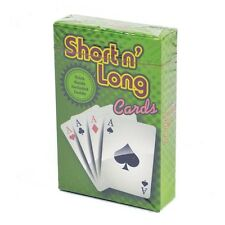 Svengali Short And Long Deck-Kids Magic Shows-Easy Card Magic Tricks FAST SHIP