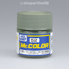 (26€/100ml) Mr.Color C52 Field Gray Feld Grau GER. COMBAT (F) - Mr.Hobby GUNZE