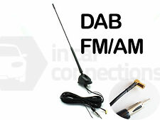 In car radio DAB AM FM aerial Bee Sting Roof Mounted adjustable antenna CT27UV71