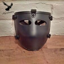 New Ballistic Face Mask Level 3A NIJ IIIA