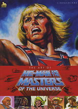 comics - THE ART OF HE-MAN AND THE MASTERS OF THE UNIVERSE - lineachiara