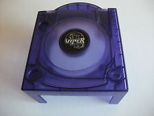 Nintendo Gamecube - Viper Clear Purple Full Size DVD Case Shell * RARE *