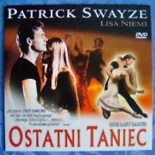 One Last Dance, Patrick Swayze, Lisa Niemi, REGION 2 UK