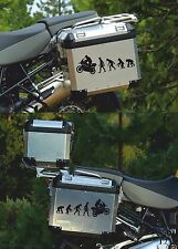"BMW GS ""EVOLUTION"" STICKERS ADESIVI"