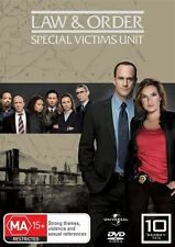 Law and Order: Special Victims Unit - Season 10 DVD NEW
