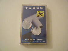 THE TUBES THE COMPLETION BACKWARD PRINCIPLE CASSETTE TAPE NEW SEALED