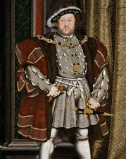 New 8x10 Monarch Photo: King Henry VIII of England by Hans Holbein the Younger