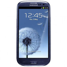 Samsung S3 I9300 BLUE BLAU 16GB 8MP ohne Vertrag & ohne Simlock NEUwertig
