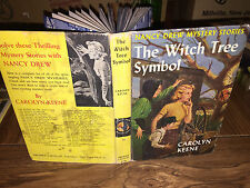Nancy Drew #33 The Witch Tree Symbol 1st PC