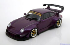 1:18 GT Spirit Porsche 911 (993) RWB purple-metallic