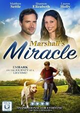 Marshall's Miracle INSPIRATIONAL USED VERY GOOD DVD