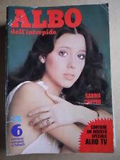 Albo dell' Intrepido n°1586 1976 - Sabina Ciuffini     [G391]