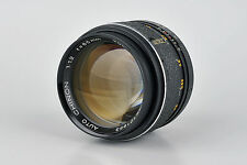 Chinon Auto Tomioka 55mm f1.2 Super Fast Prime Lens - M42 Screw Mount