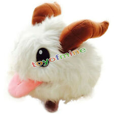 Cosplay lindo League of Legends LOL PORO relleno suave felpa muñeca de juguete