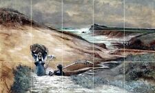 Art Georges Clairin Ceramic Mural Backsplash Bath Tile #2046