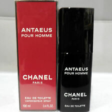 CHANEL ANTAEUS POUR HOMME EDT SPRAY 100 ML/3.4 FL.OZ.