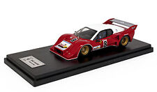 MG Models 1/43 1977 Ferrari 512 BB #8 Twin Turbo 7 Litre Le Mans