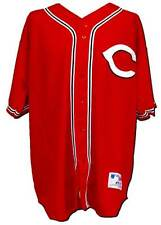 Russell Athletic Authentic Cincinnati Reds Red Alternate Jersey