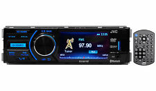 "JVC KD-AV41BT 3"" Single-Din Car Audio Stereo/Receiver/Player w/Bluetooth/DVD/USB"