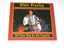 Elvis Presley - Old Times They Are Not Forgotten (Digipack) ---NEUWERTIG---