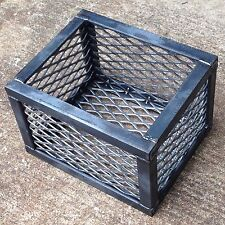 "HEAVY DUTY! BBQ Smoker Charcoal Wood Basket 12""x10""x8"" Oklahoma Joe Longhorn+"