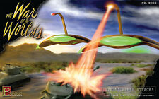 War of the Worlds model kit / War Machines Attack Diorama WOTW George Pal 1953
