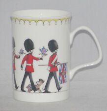 Whittard Fine English Bone China Tea or Coffee Mug ROYAL TEA PARTY